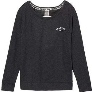 Victoria's Secret PINK Seas The Day Sweatshirt XS